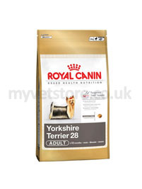 Royal Canin Breed Health Nutrition Canine Yorkshire Terrier Adult